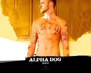 Justin Timberlake in Alpha Dog