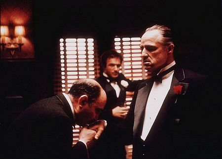 Network like a Don: Will you be my friend, Godfather?